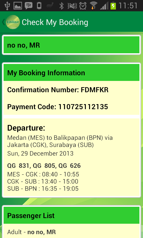 Citilink (Official) - screenshot