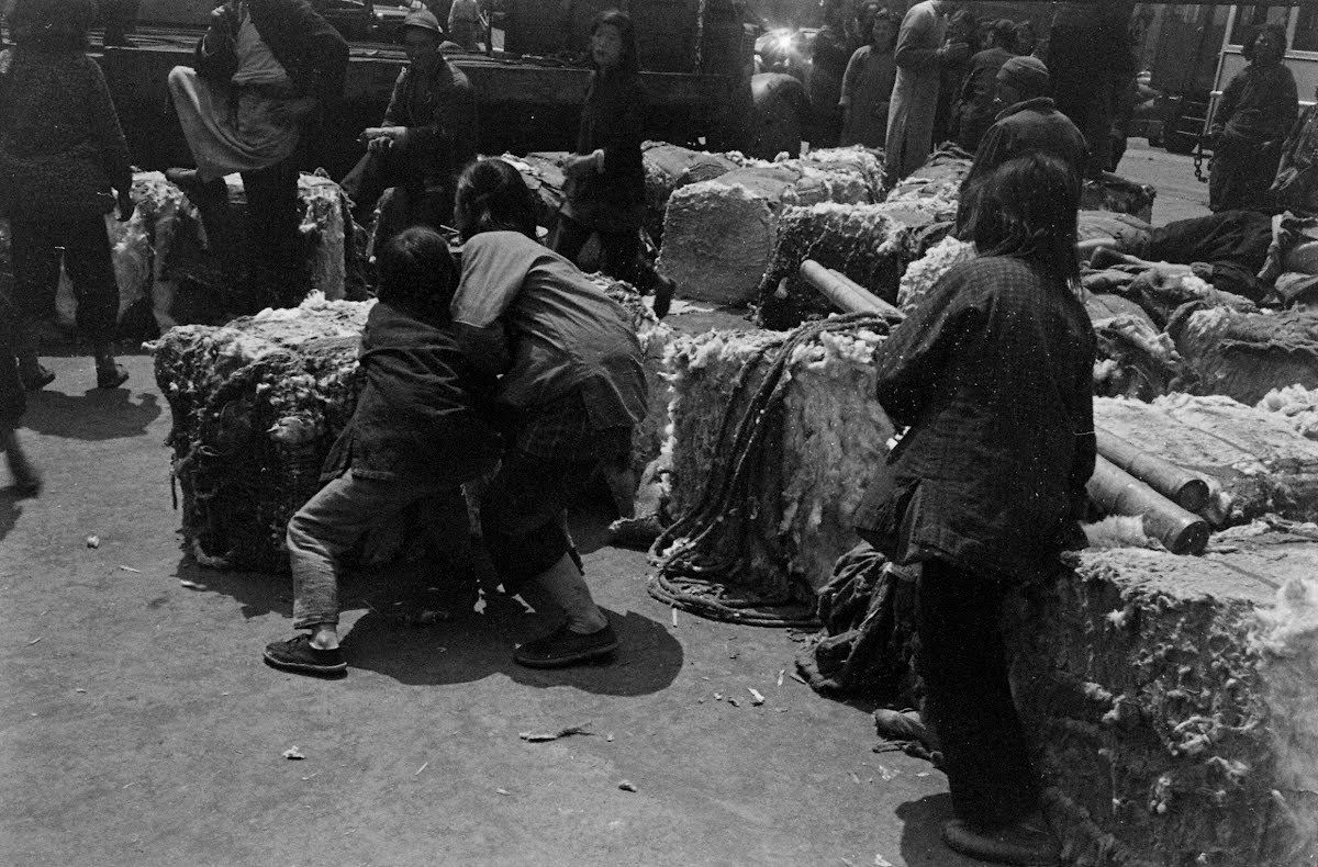 Shanghai Cotton Pickers