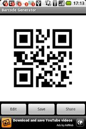 Barcode Generator / Reader