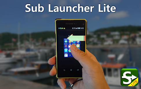 Sub Launcher Lite - náhled