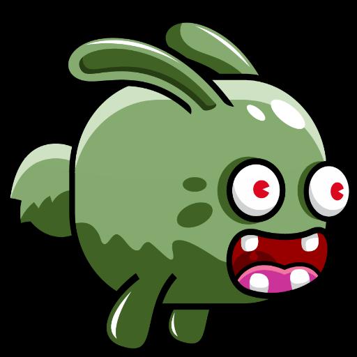 Flappy Rabbit LOGO-APP點子