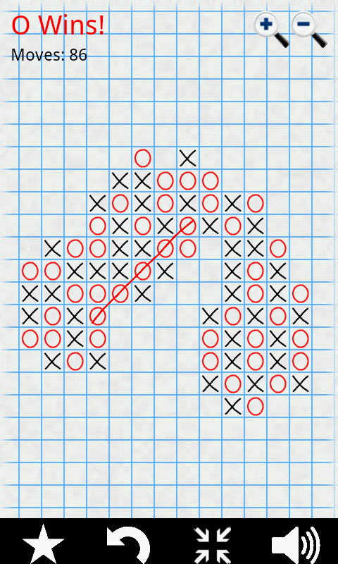 Mega Tic Tac Toe Online- screenshot