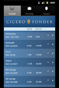 Cicero Fonder- screenshot thumbnail