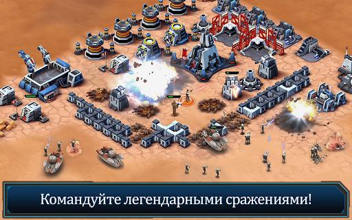 Звездные войны: Вторжение для планшетов на Android