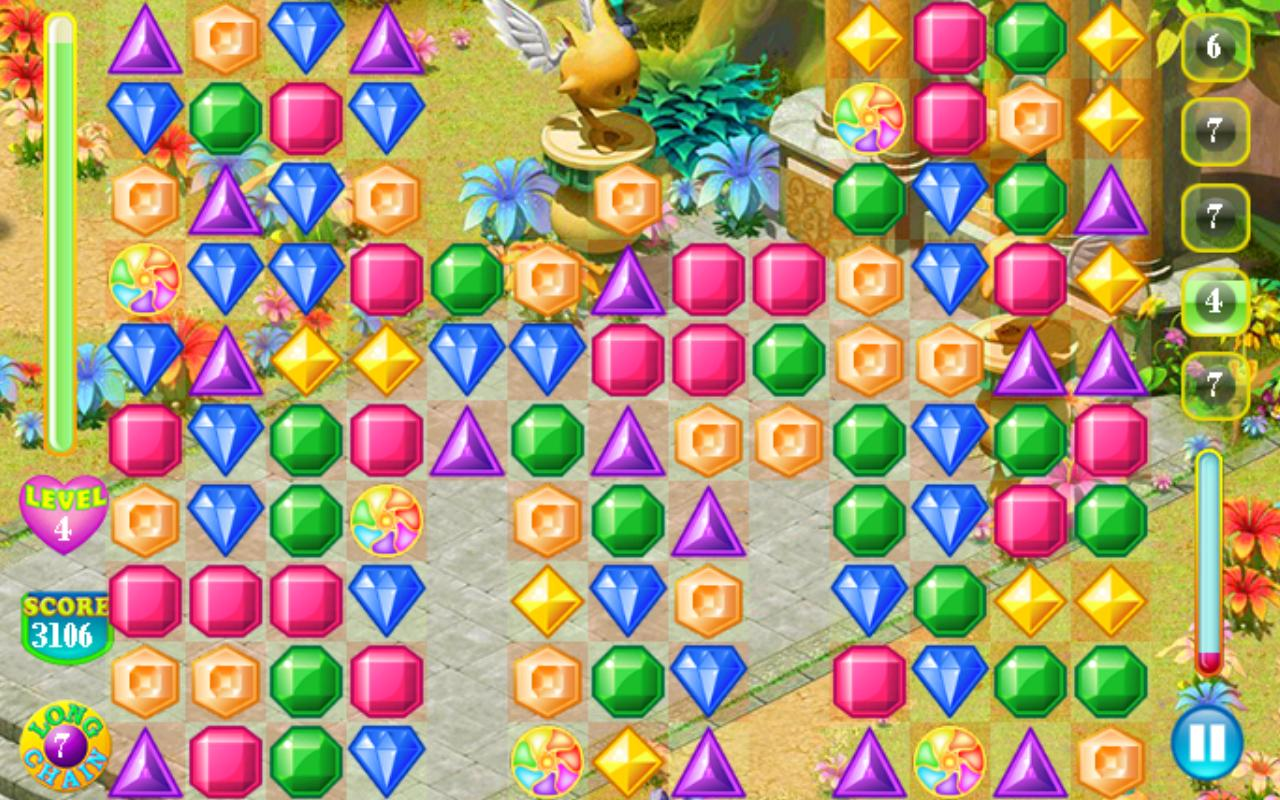 Jewels Mania 2 - screenshot