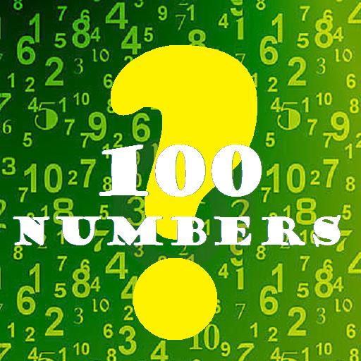 100 Numbers LOGO-APP點子