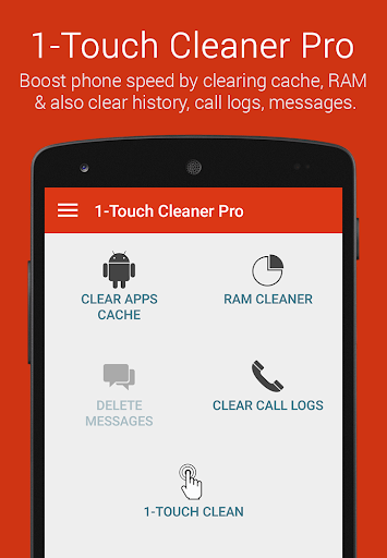 1-Touch Cleaner Pro