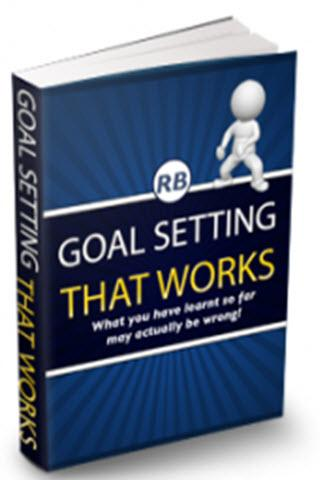 Goal Setting That Works - screenshot