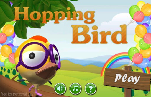 Hopping Bird Adventure