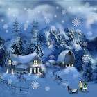 Christmas Wallpaper Lite icon