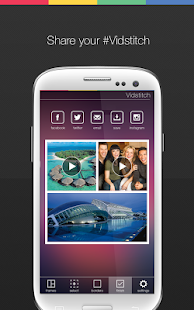 Vidstitch Free - Video Collage - screenshot thumbnail