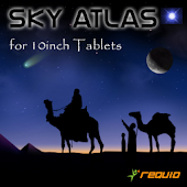 Sky Atlas for Tablets