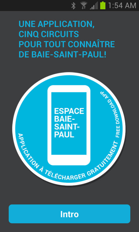 Espace Baie-Saint-Paul- screenshot