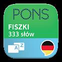 Fiszki - 333 słów niemieckich icon