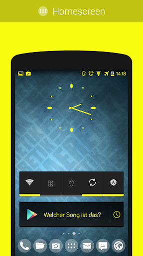 CM11 PA Theme - Yellow