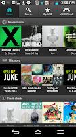 Screenshot of JUKE