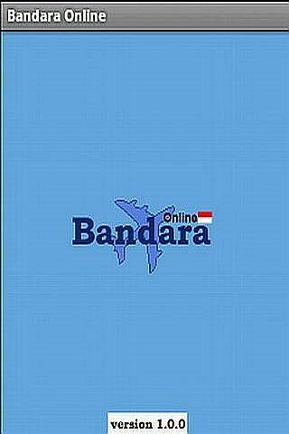 Bandara Online- screenshot
