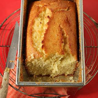 The Best Damn Meyer Lemon Cake.