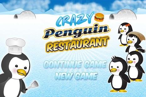 Penguin-Restaurant-Waitress 9