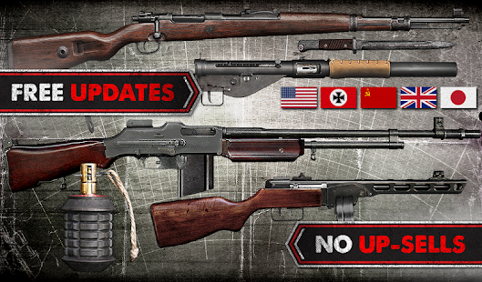 Weaphones WW2: Firearms Sim - screenshot thumbnail
