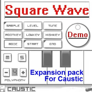 download Square Wave soundpack demo apk
