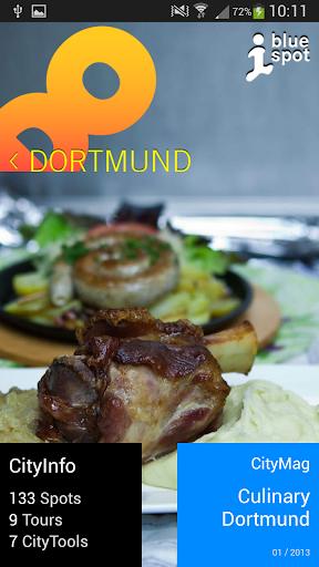 bluespot Dortmund City Guide