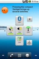 Screenshot of Swidget
