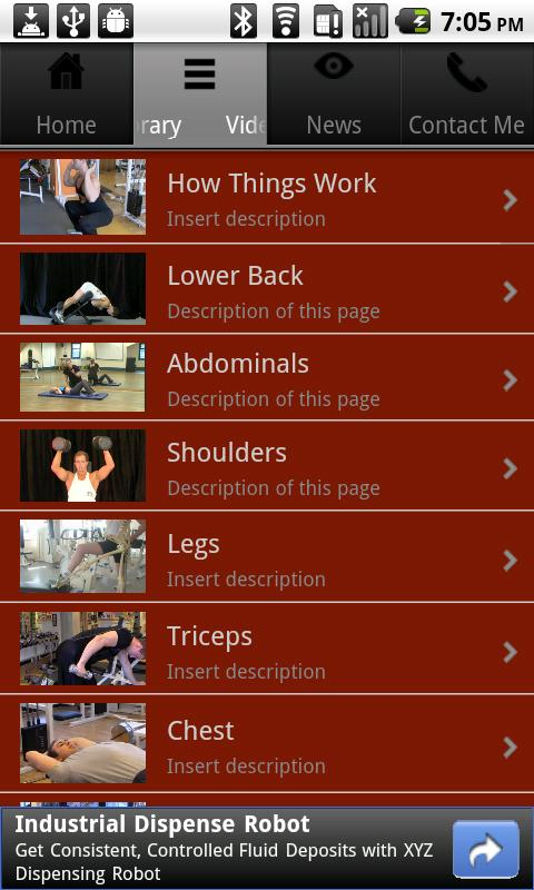Fred Koch-Muscle Coach- screenshot