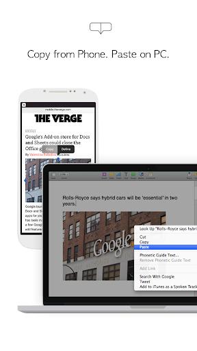 【免費生產應用App】SKIP - Copy. Paste Anywhere.-APP點子