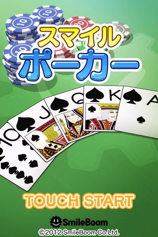 Smile Poker- screenshot