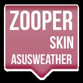 AsusWeather Zooper skin