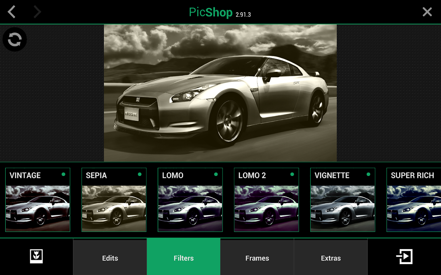 PicShop Lite - Photo Editor - screenshot