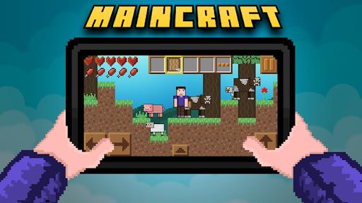 MainCraft 2D-Survival