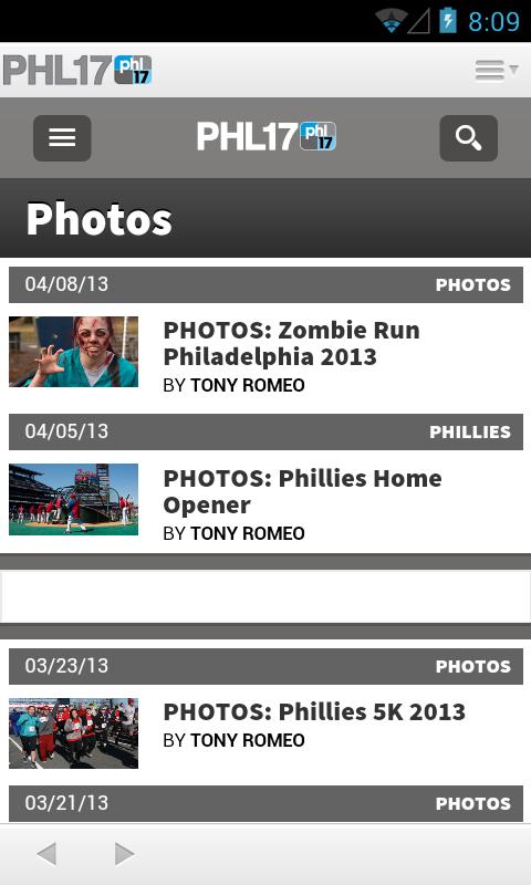 PHL17 - Philadelphia - screenshot