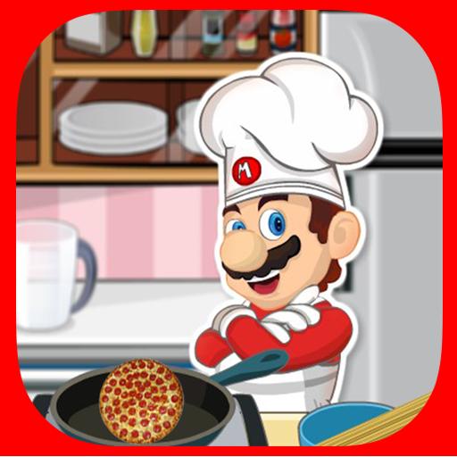 Cooking Fight HD LOGO-APP點子