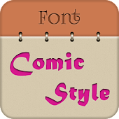 Comic Font Style for S3