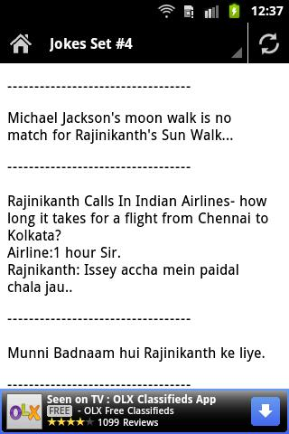 Mind It - Rajnikant Jokes - Android Apps on Google Play