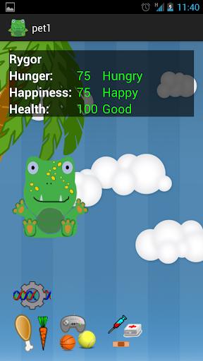 Hatchling Virtual Pet Free