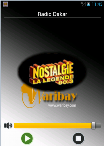 Nostalgie Dakar