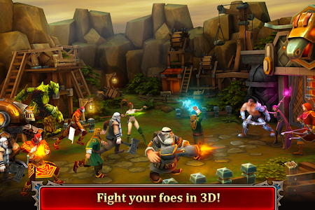 Dragon Warlords v1.6.0
