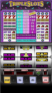 Triple Slots - Slot Machine- screenshot thumbnail