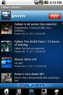 Falken Fanatic - screenshot thumbnail