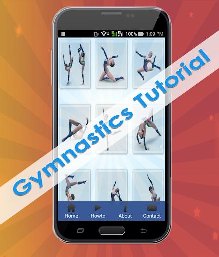 Gymnastics Tutorials Video