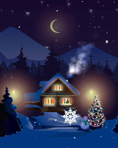 Christmas Land Wallpaper FREE