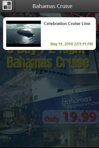 Bahamas Cruise - screenshot