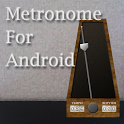Metronome for Android icon