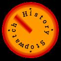 History Stopwatch logo