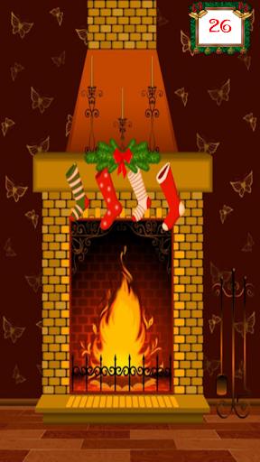 Xmas Fireplace: Xmas Countdown