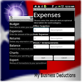 My Business Deductions