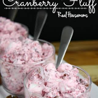 Cranberry Fluff.